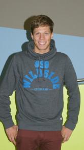 Justus Nieschlag als Aufsteiger des Jahres für die triathlon-Awards nominiert