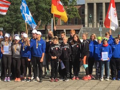 """Humboldtschule Hannover erfolgreich bei """"Jugend trainiert für Olympia"""""""