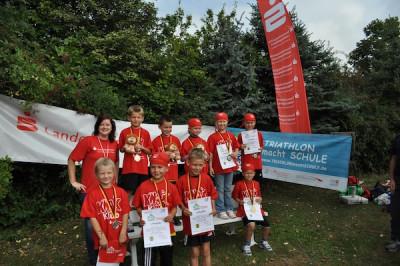 TRImaS-Swim&Run-Veranstaltung in Remlingen