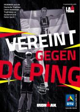 Die DTU und IRONMAN arbeiten auch in diesem Jahr gemeinsam gegen Doping