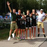 ETU Junior European Cup in Olsztyn, Polen