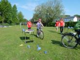 Radsportschulcup an der Grundschule in Kreiensen
