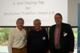 4. Anti-Doping-Tag der DTU in Frankfurt