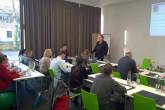 Weiterbildung der DCO`s in Frankfurt