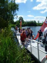 Sommer, Sonne und Triathlon am Fümmelsee 2015