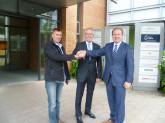 Wechsel im Präsidium des Triathlon Verband Niedersachsen - Winfried Barkschat neuer Präsident des TVN