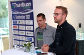 Siegerehrung Maschsee Triathlon Hannover