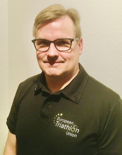 Wackerhage ins Technical Committee von Europe Triathlon gewählt