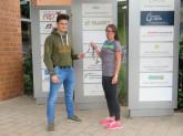 Neuer FWDler beim TVN und Verabschiedung Katharina Krosta