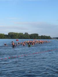 Maschsee Triathlon 2018 – Landesmeisterschaft OD - Rekordleistungen in Hannover