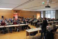 Kampfrichter Aus.- und Fortbildung 08.-09.02.2020 in Hannover.