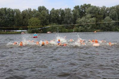 Nordhorner Triathlon 2018 am 29. Juli
