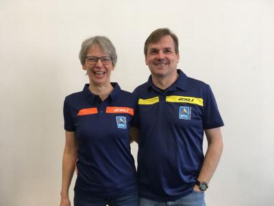 Am Wochenende fand in Frankfurt die Neuausbildung zum Bundeskampfrichter statt.