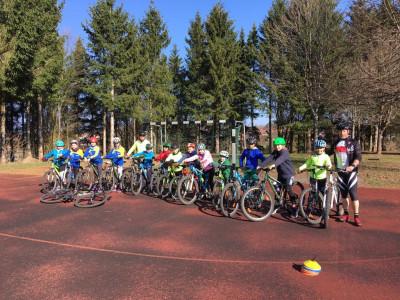 Am Wochenende startete zum 5. Mal das Kids Camp für die ganz jungen Triathletinnen und Triathleten.