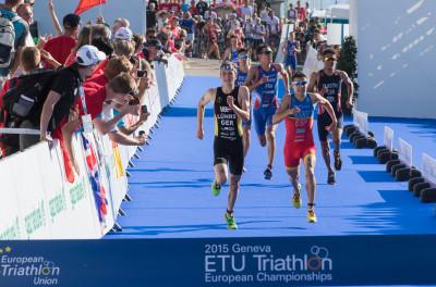 DTU: Lasse Lührs sprintet zum Junioren-Europameister-Titel