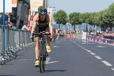Unerklärlich kraft- und koordinationslos musste Lisa Sieburger das EM-Rennen aufgeben