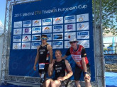 Erstes Rennen der Paratriathlon-Nationalmannschaft in Madrid