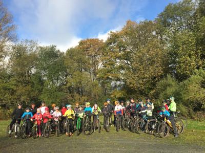 Triathlon-Erlebnistage (MTB) im Oberharz vom 11.-15.10.2017