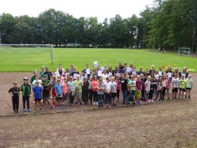 Schulssportassistentenausbildung – Schule am Dobrock in Wingst