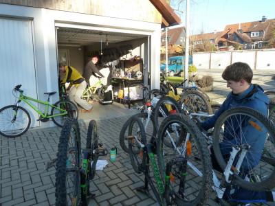 Jahresinspektion Mtbs In Clausthal Zellerfeld