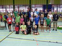 Abschlussrennen in der TVN-Schülerserie Süd in Peine