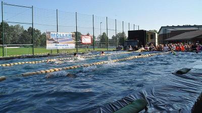 2. Kroger Strohbecken-Triathlon am 21.08.2021