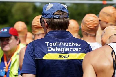 Ein Technischer Delegierter im Einsatz, Foto: www.ingokutsche.de