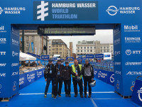 Beim weltgrößten Triathlon mit über 10.000 Teilnehmern waren auch wieder die niedersächsichen Kampfrichter gut vertreten.