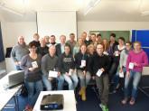 Abschlusslehrgang der Trainer-C-Ausbildung in Clausthal-Zellerfeld