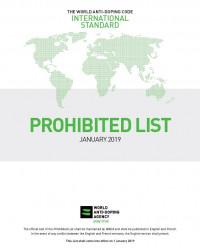 WADA veröffentlicht Verbotsliste für 2019