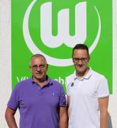 Neues Orga-Duo für WOB Tri: René Schaab, Jan Poguntke