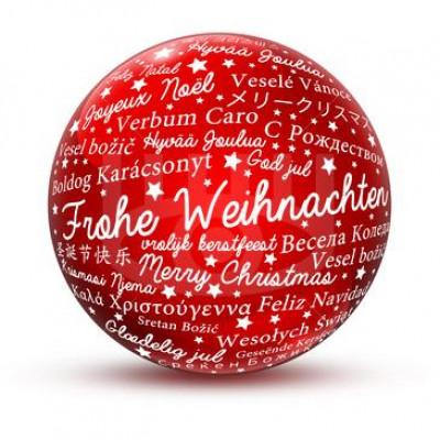 Frohe Weihnachten und einen guten Start in das neue (Triathlon-) Jahr.