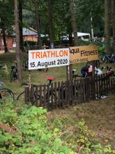 """""""Erster"""" Triathlon in Niedersachsen 2020  27. Waldbad Triathlon Wulfelade"""