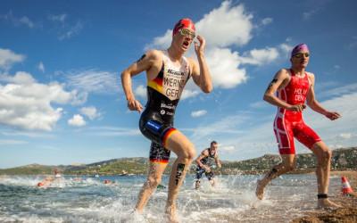 Bild:World Triathlon/Janos Schmidt