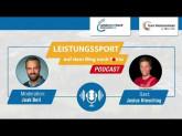 """LSB Podcast """"auf dem Weg nach Tokio"""" mit Justus Nieschlag"""
