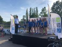 TSV Anderten Damen (2.) - ASC Tria-Ladies Göttigen (1.) - Triathlon Team Buxtehude Damen II (2.)